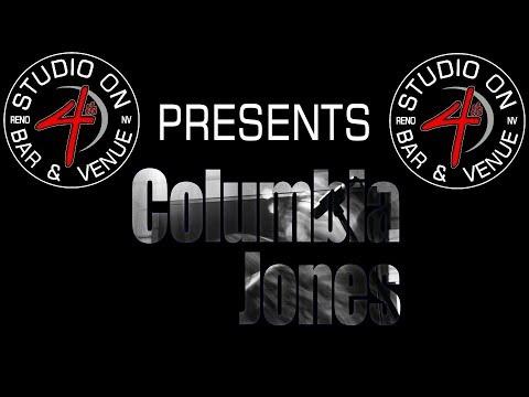 Columbia Jones - October 19 2017