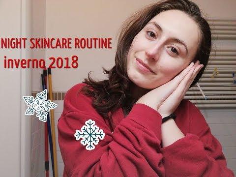 🌛💆Night Skincare Routine LIVE  - Winter edition❄