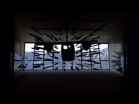 007 Elements Opening - James Bond Kinoinstallation am Gaislachkogl / Sölden