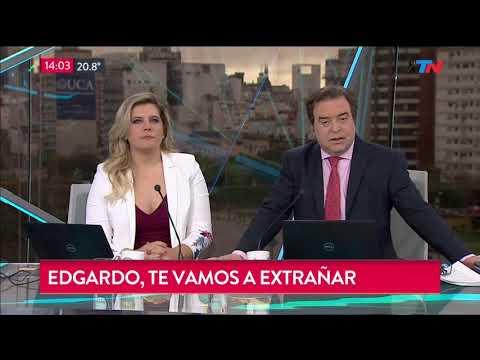 """Falleció el periodista Edgardo Antoñana: el recuerdo del programa """"MetaData"""" de TN"""