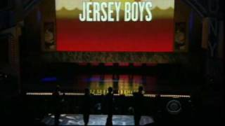 2009 63rd Tony Awards - Jersey Boys Performance