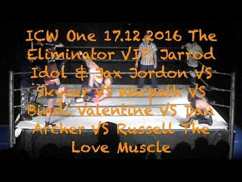 ICW One 17.12.2016 The Eliminator