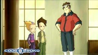 CODE LYOKO ENGLISH - EP09 - Satellite
