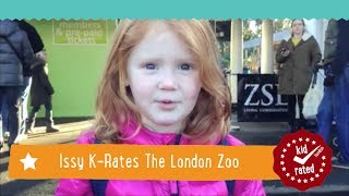 London Zoo K-Rated by Issy