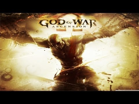 God of War Ascension - Música Tema Parte 69 -  Main theme official