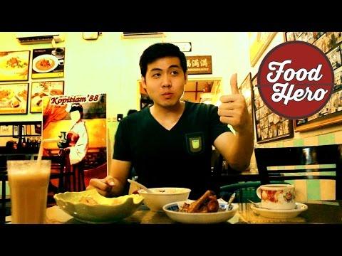 Food Hero David (Surabaya)