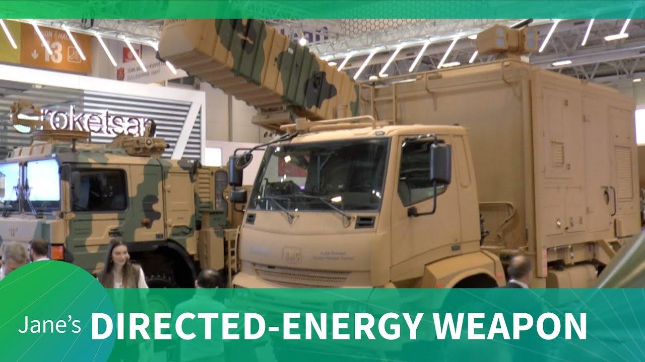 IDEF 2019: Roketsan's advanced weapon capabilities