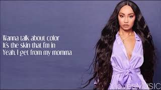 Little Mix ft. Sharaya J - Strip (Lyrics)