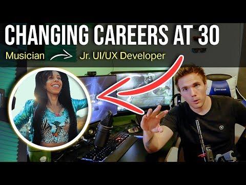Changing Careers At 30 - Artist To Jr. UI/UX Developer - Lambda School #grindreel #lambdaschool
