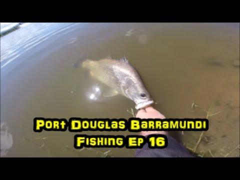 Port Douglas Barramundi Fishing Ep16