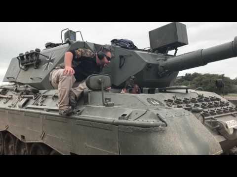 Leopard 1a4 MBT