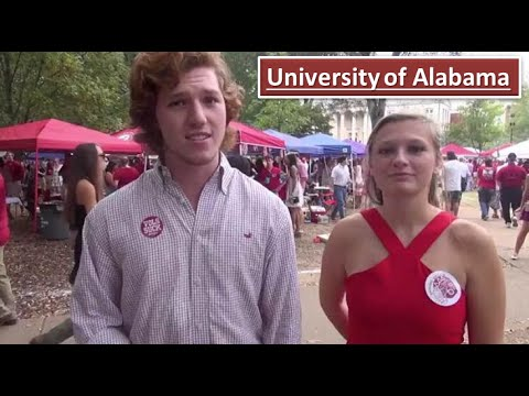 College Life Presents: University of Alabama
