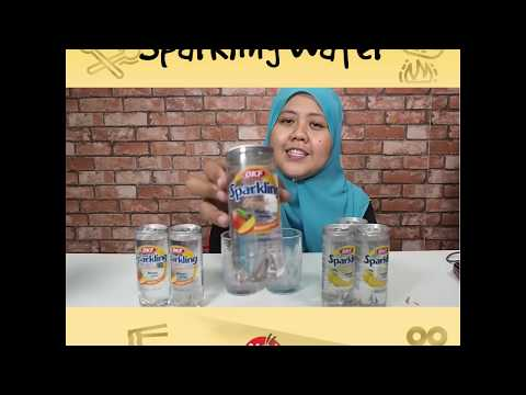 Review OKF Sparkling Drink