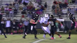 #3 Northwest Blanks Rival Northeast Tigers 32-0