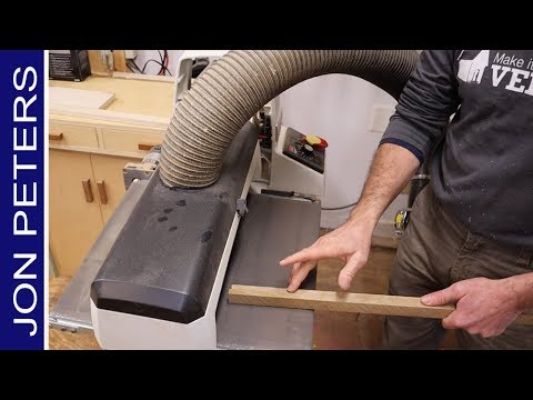 How I use my Drum Sander for most projects, Jet 18-36