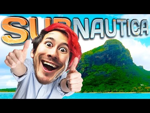 Subnautica | Part 35 | BACK TO THE ISLAND!!