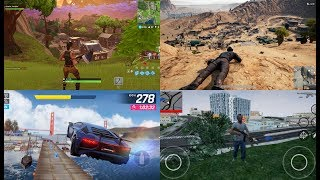 Top 10 MOST PLAYED multiplayer games in USA for Android and iOS