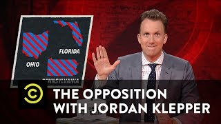 The Opposition w/ Jordan Klepper - Swing States Are in Danger