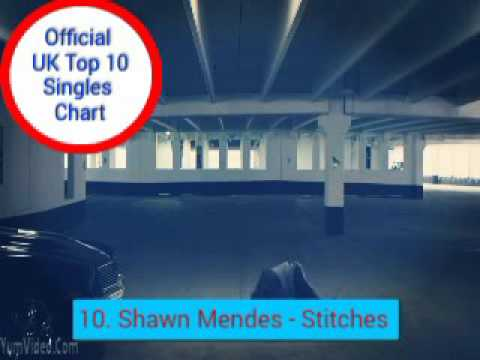 Official UK Top 10 Singles Chart - March 12, 2016