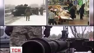 видео Війська РФ, помічені вздовж кордону і на Донбасі