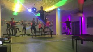 Jumping Fitness Intervall / Jumping Fitness Albstadt