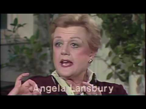 Angela Lansbury as Nellie Lovett in Sweeney Todd
