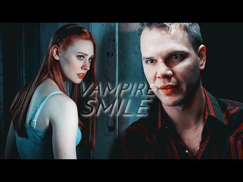 Hoyt & Jessica   Vampire Smile