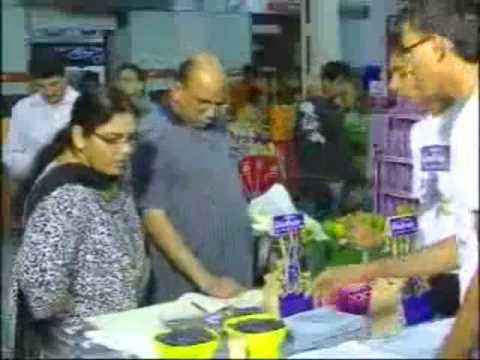 Fresh Blueberries Promotion - India