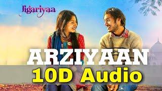 Arziyaan 10d songs , jigariyaa vikrant bhartiya, aishwarya majmudar song - movie singer music d...