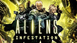 [Обзор] Aliens Infestation
