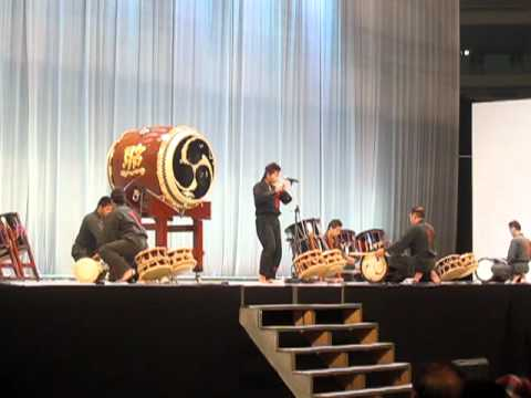 """Yufuin Genryuu Taiko"" (from Oita Prefecture)"