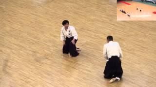 21関口新心流柔術 第38回日本古武道演武大会