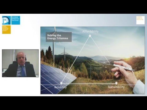 Santiago Blanco | Distributed energy resources in systems with electric grids