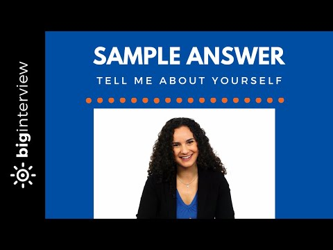 Tell Me About Yourself - Sample Answer (Mid-level / Mid Career)