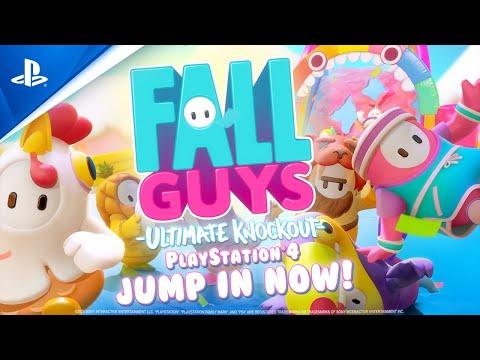 Fall Guys - Launch Trailer | PS4