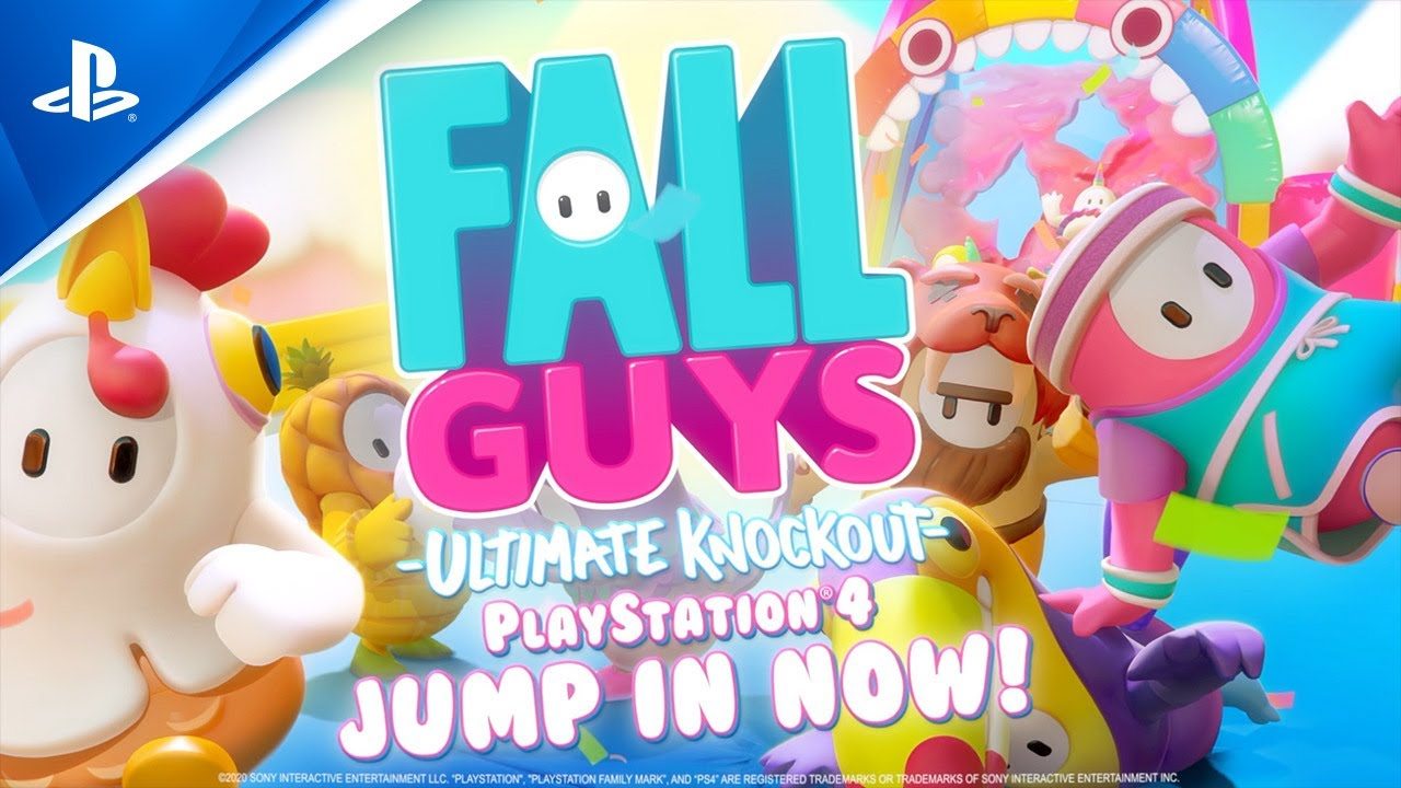 Fall Guys - Launch Trailer | PS4