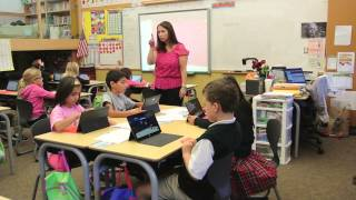 Introduction to RAZ Kids using Surface RT