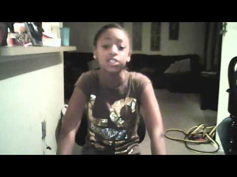 11 year old singing BEYONCE (you are my rock cover)
