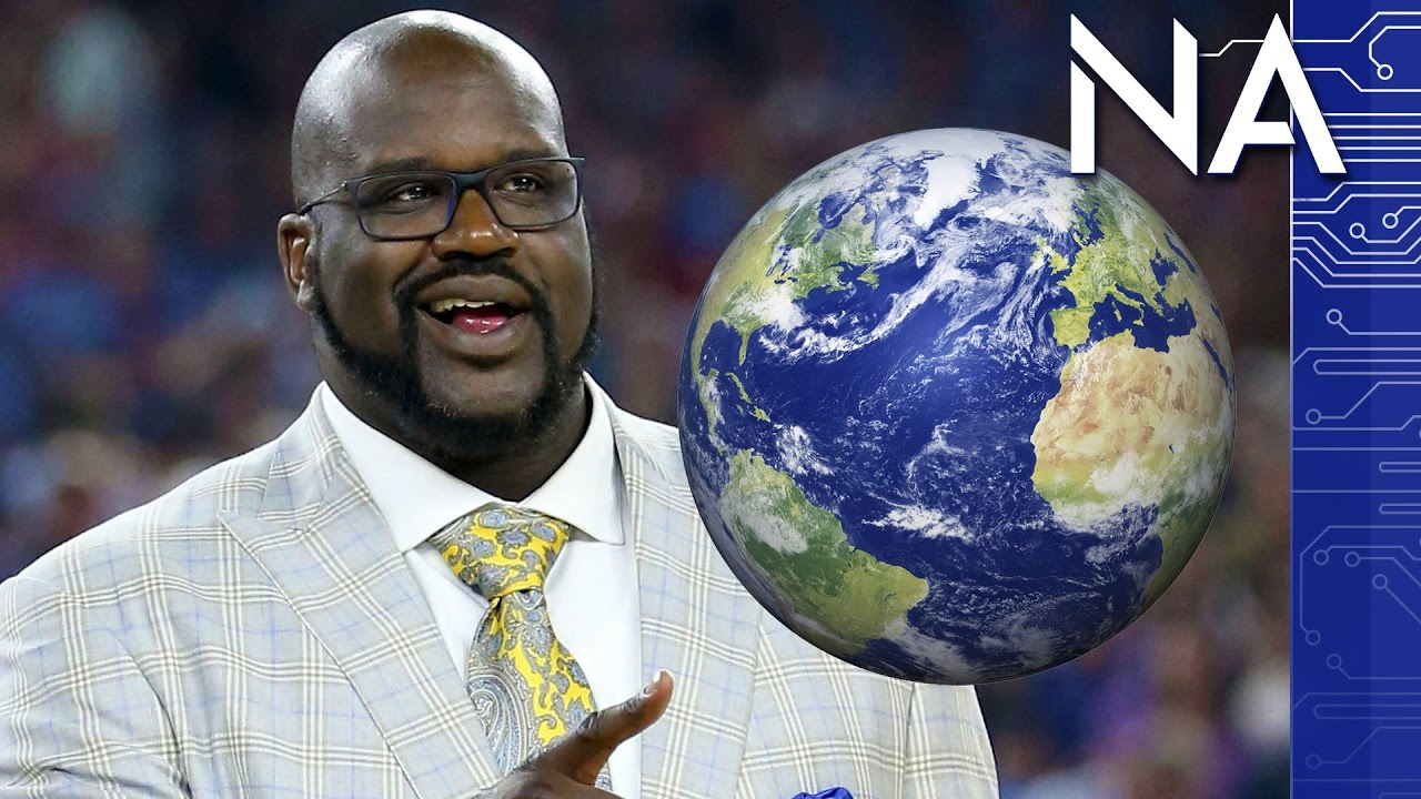 Fact Check: Shaq Thinks The Earth is