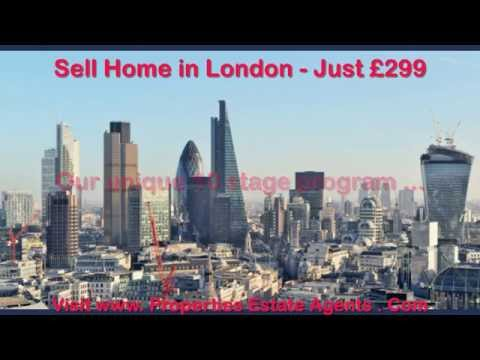 Sell Home in London  - For Just £299