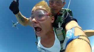 видео Как и где прыгнуть с парашютом в Подмосковье