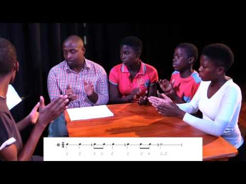 Clapping 2 4 Time Signature