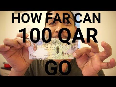 100 QATARI RIYAL
