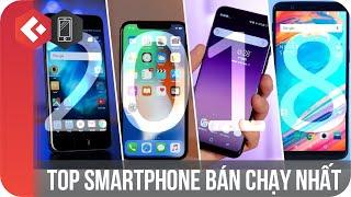 Top 10 Smartphone bán chạy nhất Việt Nam trong tháng vừa rồi! Quá bất ngờ