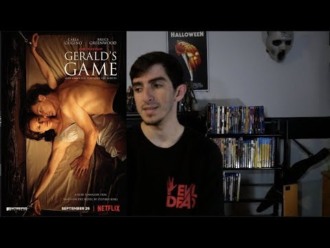 Gerald's Game (2017) REVIEW