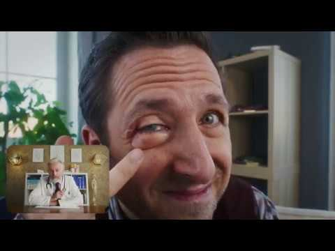 Spot Groupe Mutuel - CallDoc - Eye