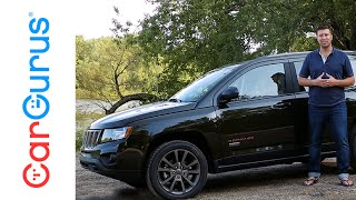 2016 Jeep Compass   CarGurus Test Drive Review