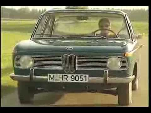 1962 to 1964 BMW 1500 - YouTube