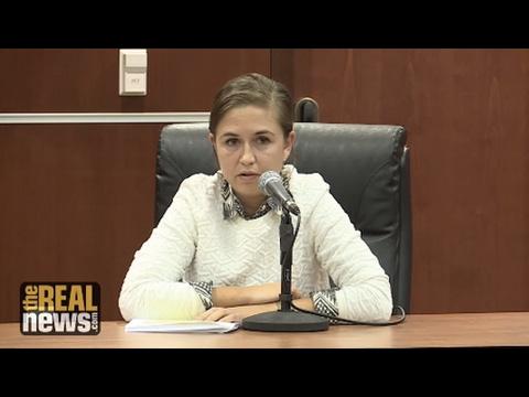 The People's Tribunal on the Iraq War, Day Two: Jaya Priya Reinhalter
