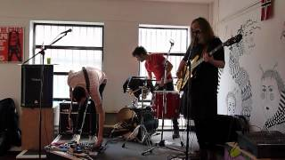 All We Are - Go - The Vinyl Emporium, Bold Street - Sound City Liverpool- 17th May 2012
